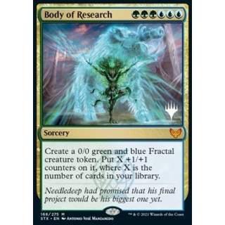 Body of Research (V.2) - PROMO FOIL