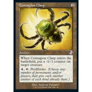 Contagion Clasp - PROMO