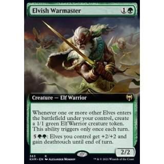 Elvish Warmaster - PROMO