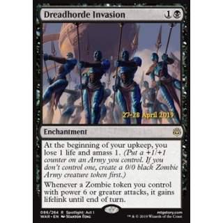 Dreadhorde Invasion - PROMO FOIL