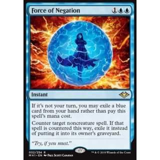 Force of Negation - FOIL
