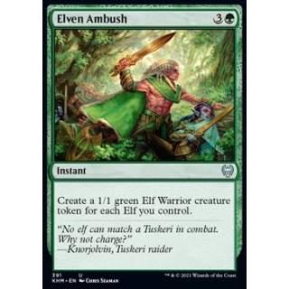 Elven Ambush - PROMO