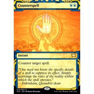 Counterspell (V.1) - FOIL