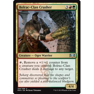 Bolrac-Clan Crusher - FOIL