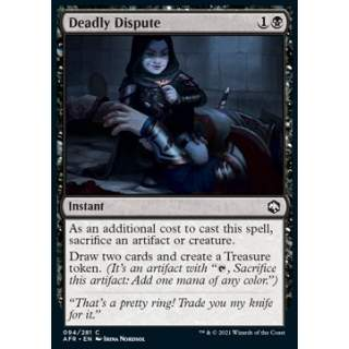 Deadly Dispute