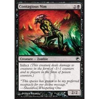 Contagious Nim