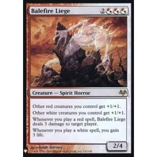 Balefire Liege - FOIL