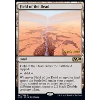 Field of the Dead (Version 2) - PROMO FOIL