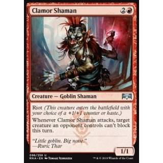 Clamor Shaman - FOIL