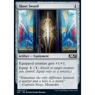 Short Sword - FOIL