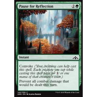 Pause for Reflection - FOIL