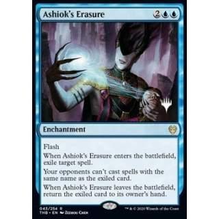 Ashiok's Erasure (Version 1) - PROMO FOIL