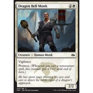 Dragon Bell Monk - FOIL