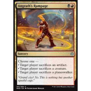 Angrath's Rampage