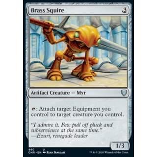 Brass Squire - PROMO