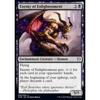 Enemy of Enlightenment - FOIL