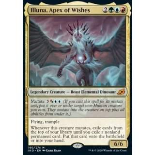 Illuna, Apex of Wishes - FOIL