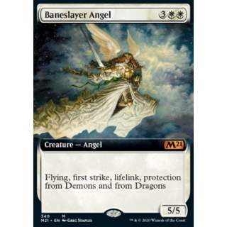 Baneslayer Angel - PROMO FOIL