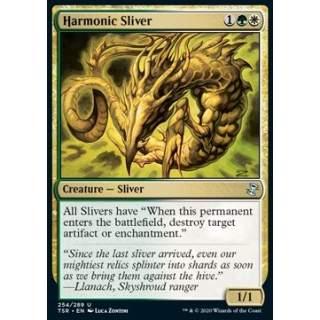 Harmonic Sliver