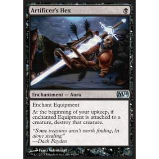 Artificer's Hex