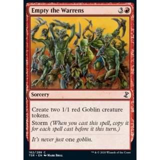 Empty the Warrens - FOIL