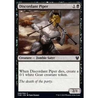 Discordant Piper - FOIL