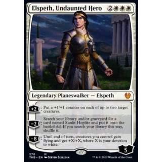 Elspeth, Undaunted Hero - PROMO