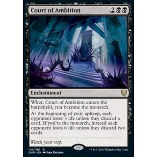 Court of Ambition - FOIL