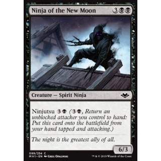 Ninja of the New Moon