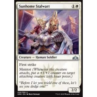 Sunhome Stalwart