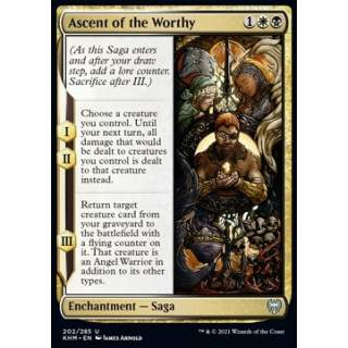 Ascent of the Worthy - FOIL