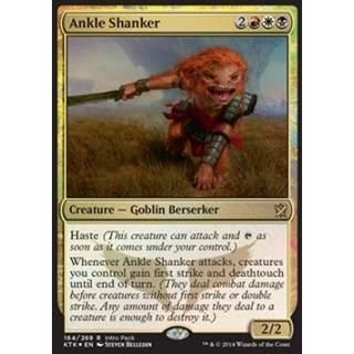 Ankle Shanker (Version 2) - PROMO FOIL