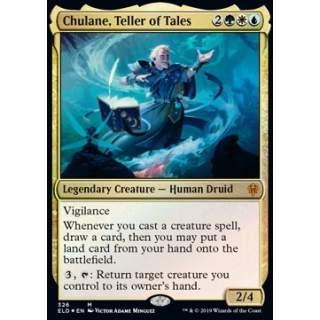 Chulane, Teller of Tales - PROMO