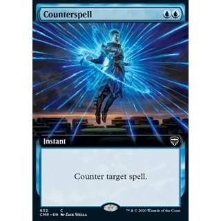 Counterspell (V.2) - PROMO FOIL