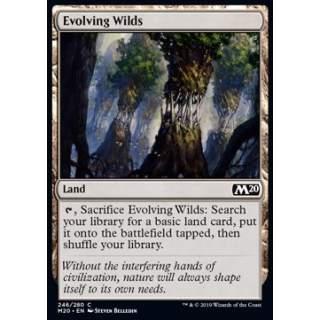 Evolving Wilds - FOIL