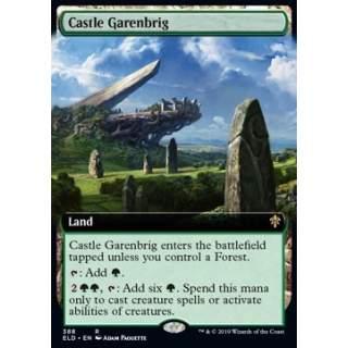 Castle Garenbrig - PROMO FOIL