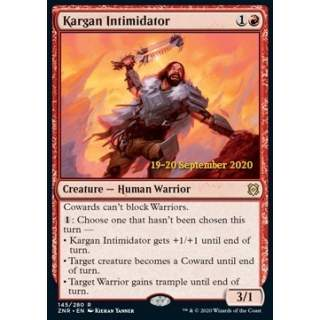 Kargan Intimidator (V.2) - PROMO FOIL
