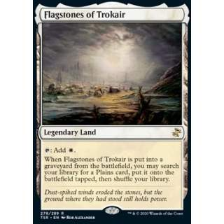 Flagstones of Trokair - FOIL