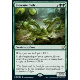 Biowaste Blob - FOIL