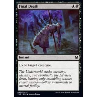Final Death - FOIL