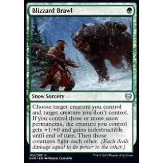Blizzard Brawl - FOIL