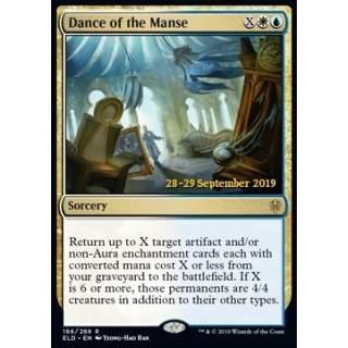 Dance of the Manse (Version 1) - PROMO FOIL