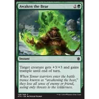 Awaken the Bear - FOIL