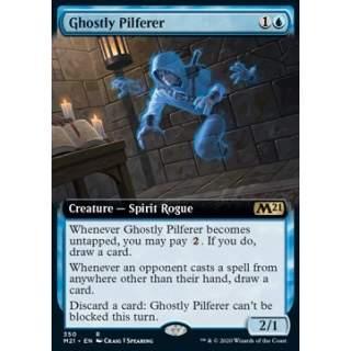 Ghostly Pilferer - PROMO FOIL