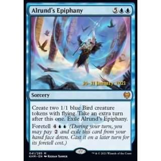 Alrund's Epiphany (V.1) - PROMO FOIL