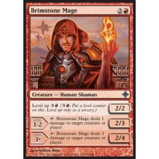 Brimstone Mage