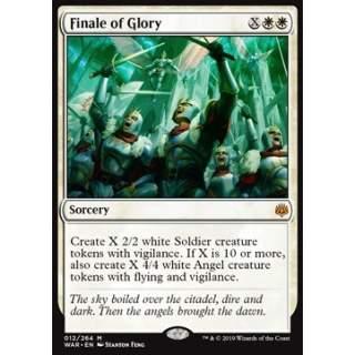 Finale of Glory - FOIL