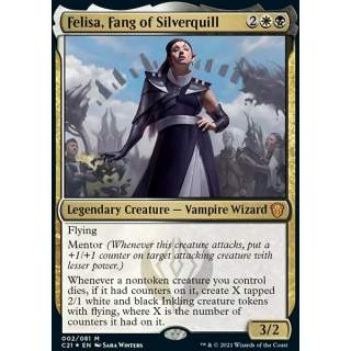 Felisa, Fang of Silverquill - PROMO